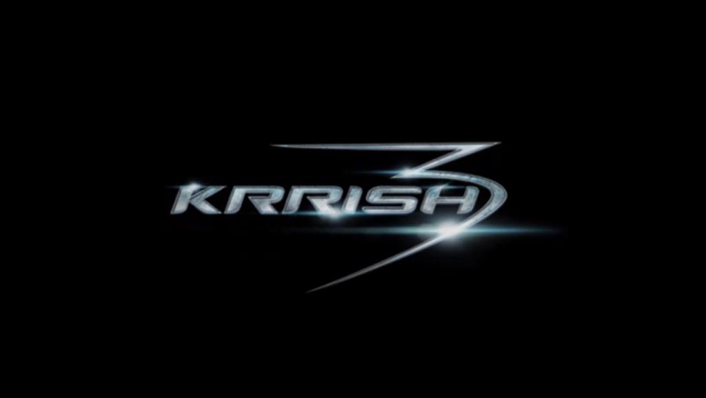 Krrish 3 Movie Logo