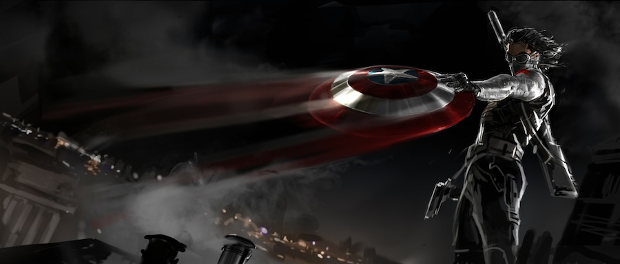 Captain America The Winter Soldier  (3)