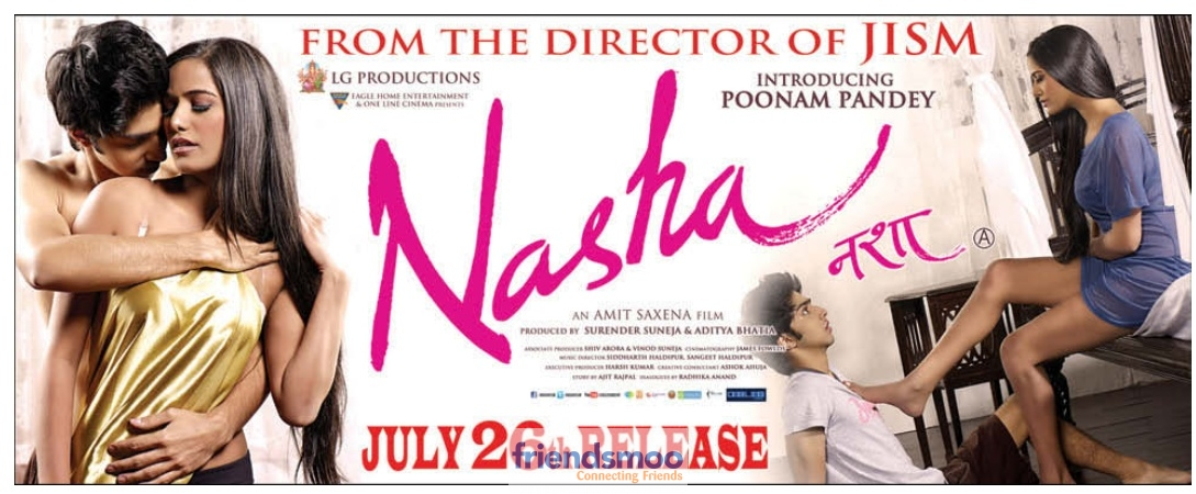 Nasha Latest Poster-Friendsmoo