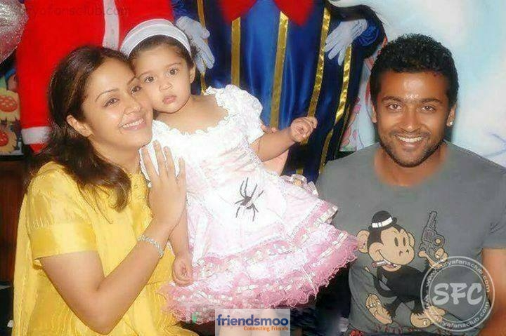 Surya Family Unseen Photo