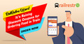 RailRestro Offers! It's Raining Discount Coupons for Ordering Fo
